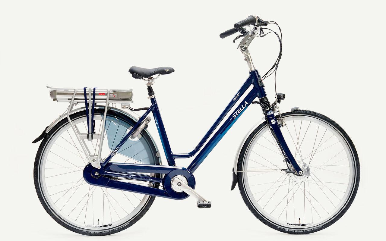 Een e-bike maakt dat je lekkerder fietst