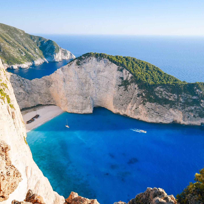 Griekenland: de beste opties voor een wandelvakantie